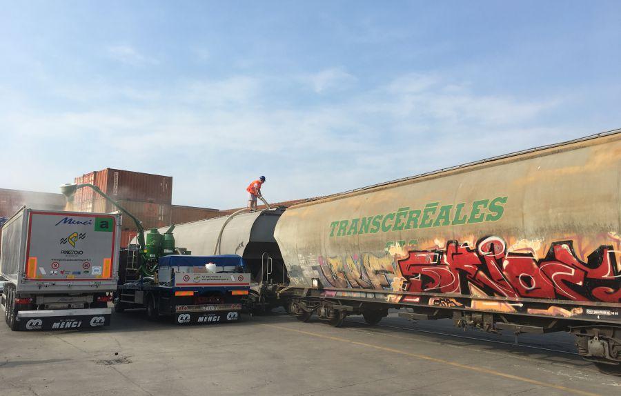 Recupero & movimentazione cereali e materie plastiche